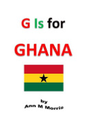 G is for Ghana book