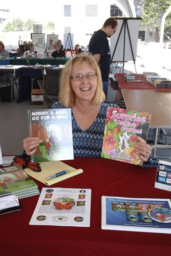 ann at iowa author fest